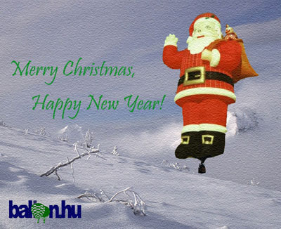 Merry Christmas and Happy New Year 2012!