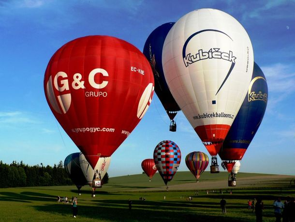 Czech Balloon National Championsip 2012
