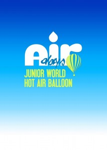 Logo of 2nd FAI Junior World Hot Air Balloon Championship