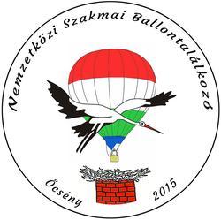 Nemzetközi Szakmai Ballontalálkozó Őcsény 2015s