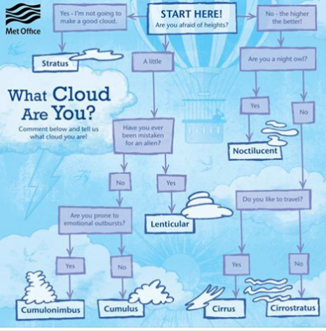 What Cloud are You